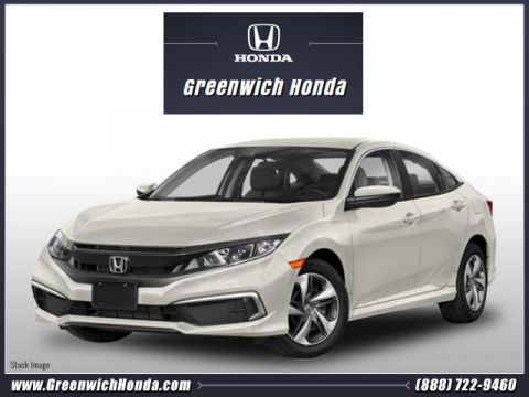2020 Honda Civic Sedan