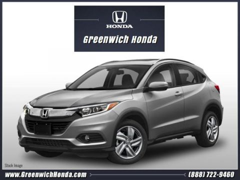 New 2019 Honda HR-V EX-L AWD CVT